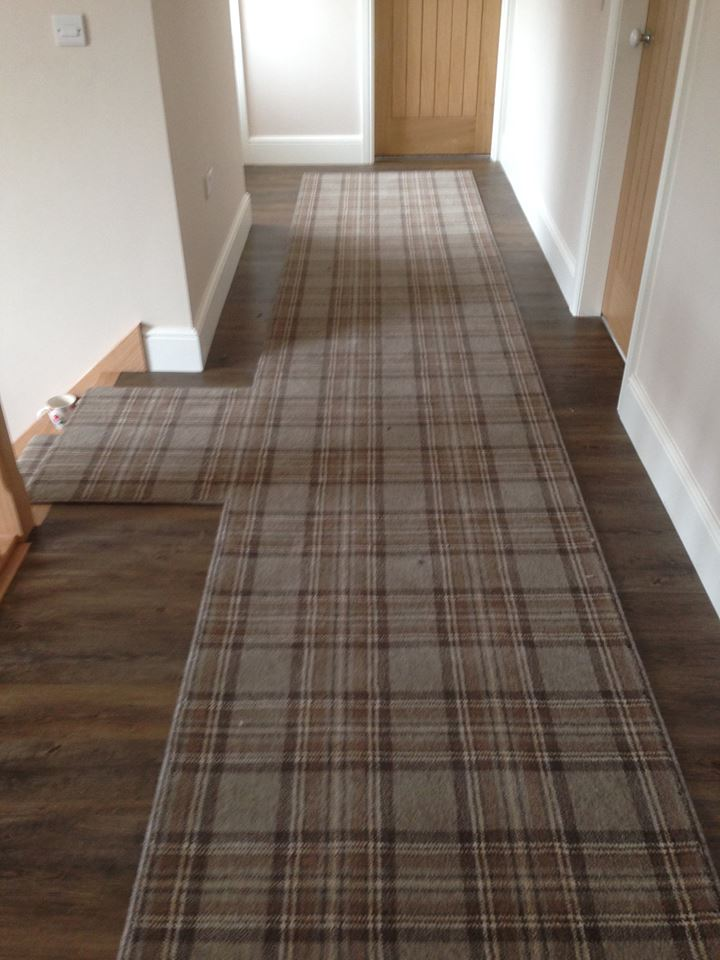 Hugh Mackay The Tartan Collection Flooring Sales Direct